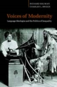 Cover Voices of Modernity