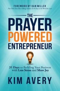 Cover The Prayer Powered Entrepreneur