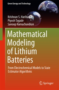 Cover Mathematical Modeling of Lithium Batteries