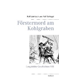 Cover Förstermord am Kohlgraben