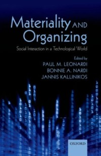 Cover Materiality and Organizing