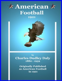 Cover American Football 1921