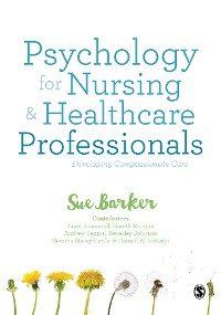 Cover Psychology for Nursing and Healthcare Professionals