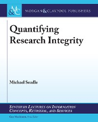 Cover Quantifying Research Integrity