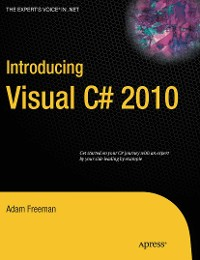 Cover Introducing Visual C# 2010