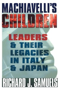 Cover Machiavelli's Children