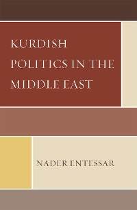 Cover Kurdish Politics in the Middle East