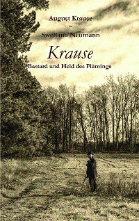 Cover Krause - Bastard und Held des Flämings