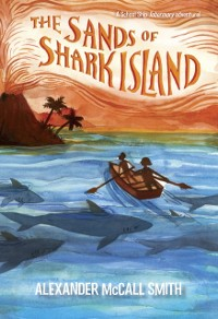 Cover Sands of Shark Island