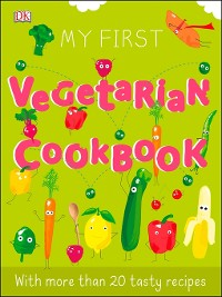 Cover My First Vegetarian Cookbook