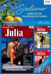 Cover Die Sizilianer - Liebe unter italienischer Sonne (3-teilige Serie)