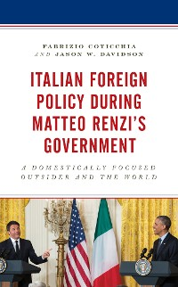Cover Italian Foreign Policy during Matteo Renzi's Government