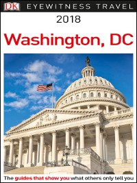 Cover DK Eyewitness Travel Guide Washington, DC