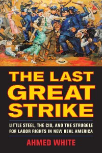 Cover The Last Great Strike