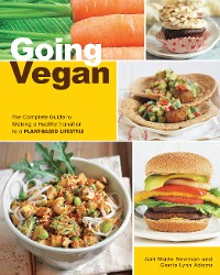 Cover Going Vegan