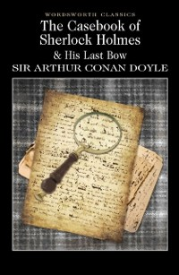 Cover Casebook of Sherlock Holmes & His Last Bow