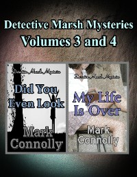 Cover Detective Marsh Mysteries Volumes 3 and 4