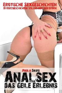 Cover Analsex - Das geile Erlebnis