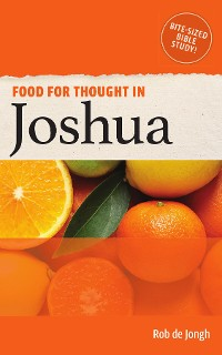Cover Food for Thought in Joshua