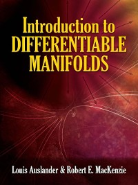 Cover Introduction to Differentiable Manifolds