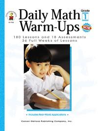 Cover Daily Math Warm-Ups