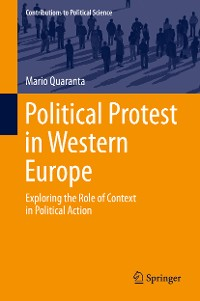 Cover Political Protest in Western Europe