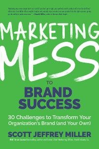 Cover Marketing Mess to Brand Success