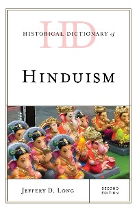Cover Historical Dictionary of Hinduism