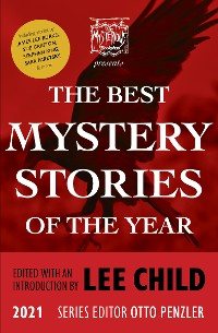 Cover The Mysterious Bookshop Presents the Best Mystery Stories of the Year: 2021