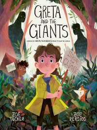 Cover Greta and the Giants