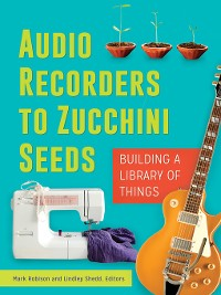 Cover Audio Recorders to Zucchini Seeds
