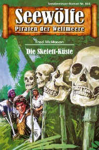 Cover Seewölfe - Piraten der Weltmeere 664