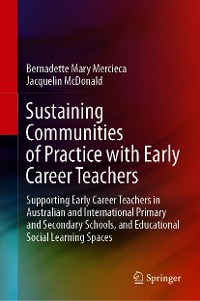 Cover Sustaining Communities of Practice with Early Career Teachers