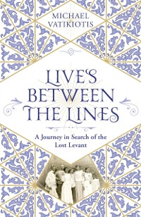 Cover Lives Between The Lines