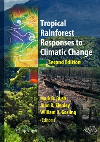 Cover Tropical Rainforest Responses to Climatic Change
