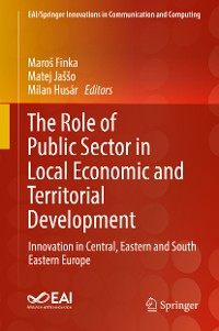 Cover The Role of Public Sector in Local Economic and Territorial Development