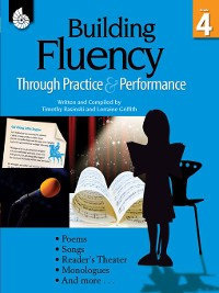 Cover Building Fluency Through Practice & Performance Grade 4