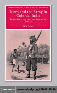 Cover Islam and the Army in Colonial India