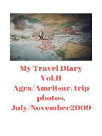 Cover My Travel Diary Vol.II