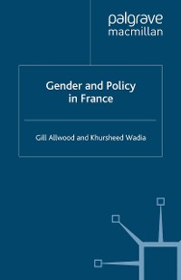 Cover Gender and Policy in France