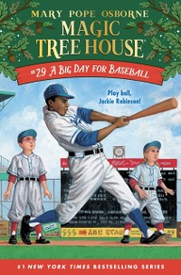 Cover Big Day for Baseball