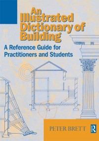 Cover Illustrated Dictionary of Building