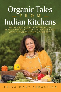 Cover Organic Tales From Indian Kitchens