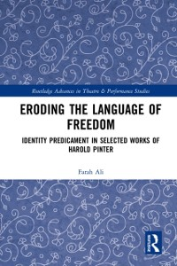 Cover Eroding the Language of Freedom