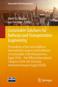 Cover Sustainable Solutions for Railways and Transportation Engineering