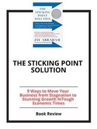 Cover The Sticking Point Solution