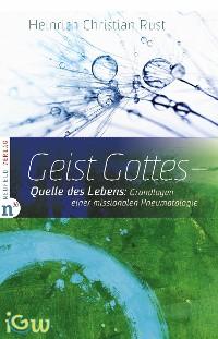 Cover Geist Gottes - Quelle des Lebens