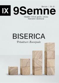 Cover Biserica Trăsături Esențiale (Essentials) | 9Marks Romanian Journal (9Semne)