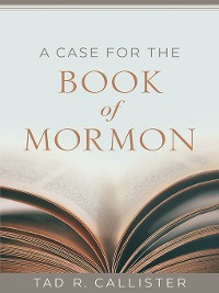 Cover A Case for the Book of Mormon