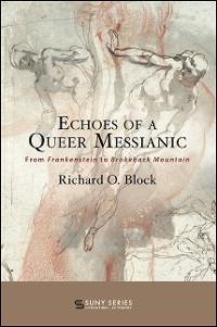 Cover Echoes of a Queer Messianic